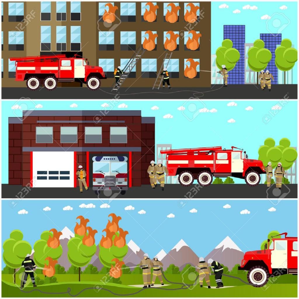 Анти пожар