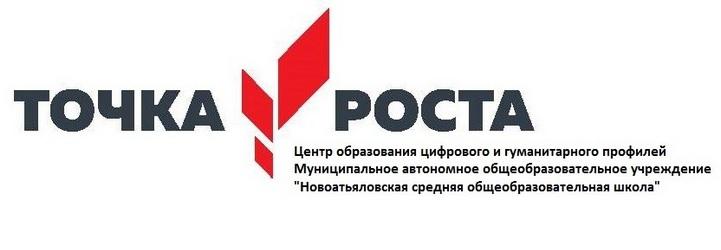 Логотип точка роста